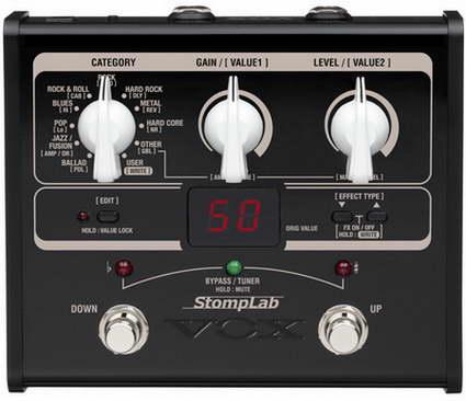 STOMPLAB 1 GUITAR